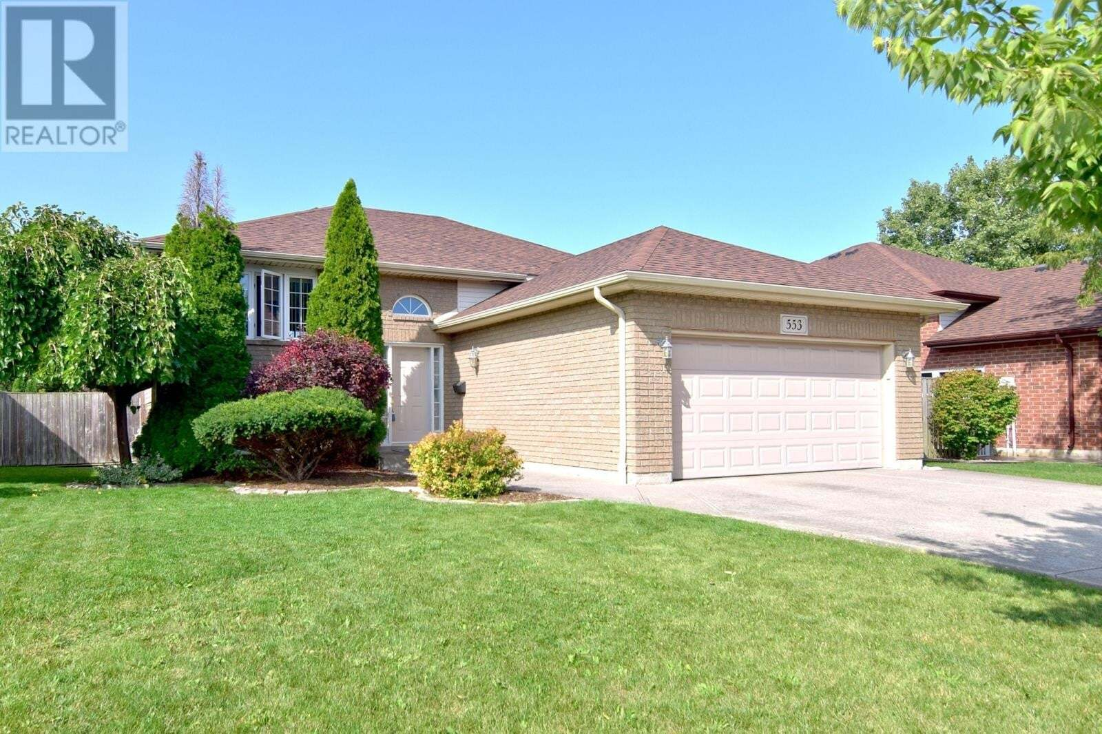 House for sale at 553 Banwell  Windsor Ontario - MLS: 20012481