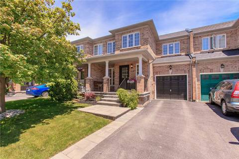 Townhouse for sale at 553 Delphine Dr Burlington Ontario - MLS: W4485966