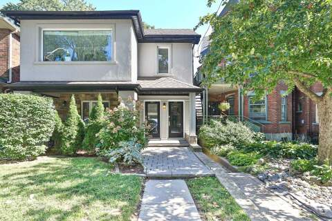 Townhouse for sale at 553 Indian Rd Toronto Ontario - MLS: W4902118