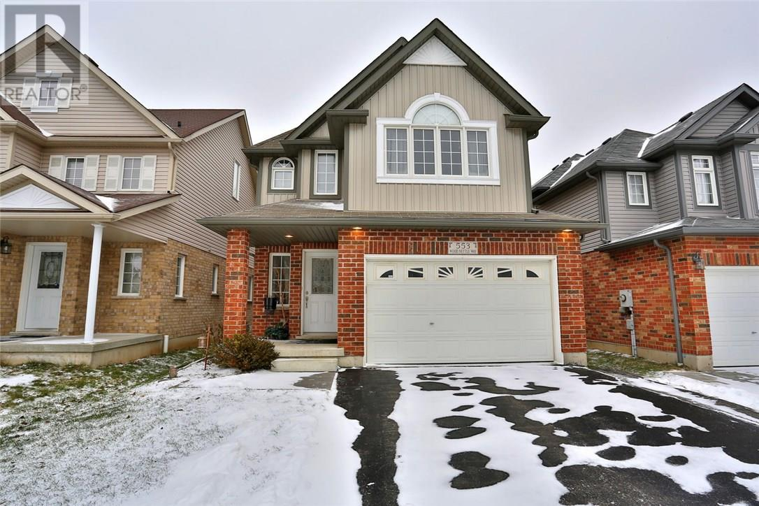 Removed: 553 Wood Nettle Way, Waterloo, ON - Removed on 2019-01-16 04:42:19