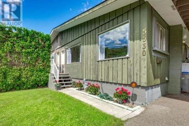 Townhouse for sale at 5530 Dallas Drive  Kamloops British Columbia - MLS: 156752
