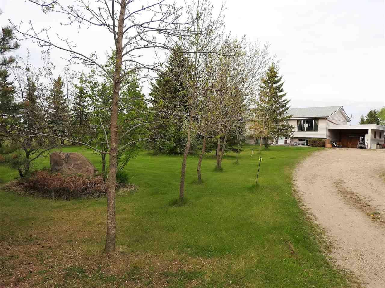 House for sale at 55301 Rge Rd Rural Sturgeon County Alberta - MLS: E4178812