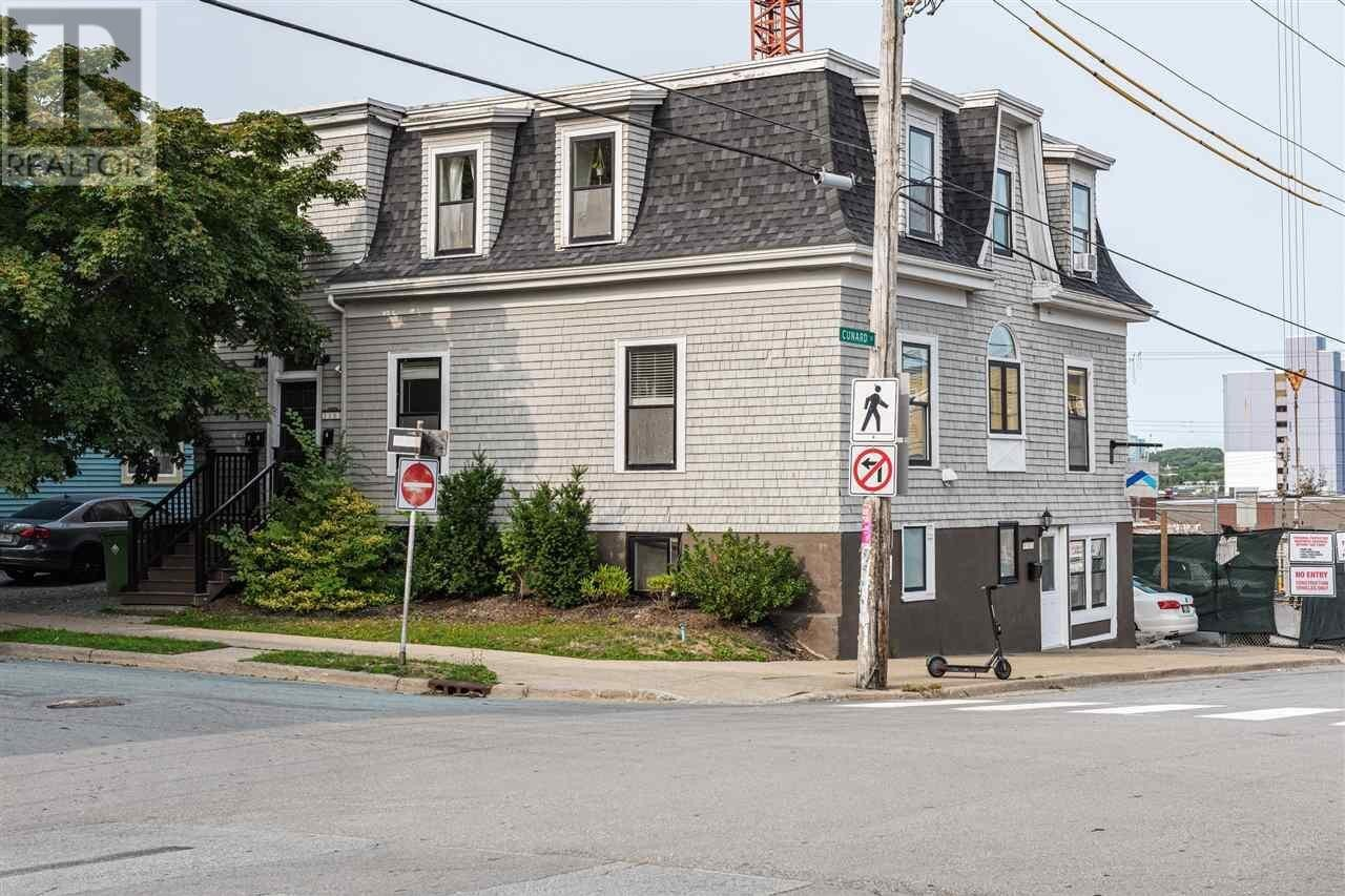 Commercial property for sale at 5531 Cunard St Halifax Nova Scotia - MLS: 202019993