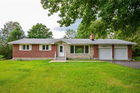 House for sale at 5531 Old Richmond Rd Ottawa Ontario - MLS: 1157598