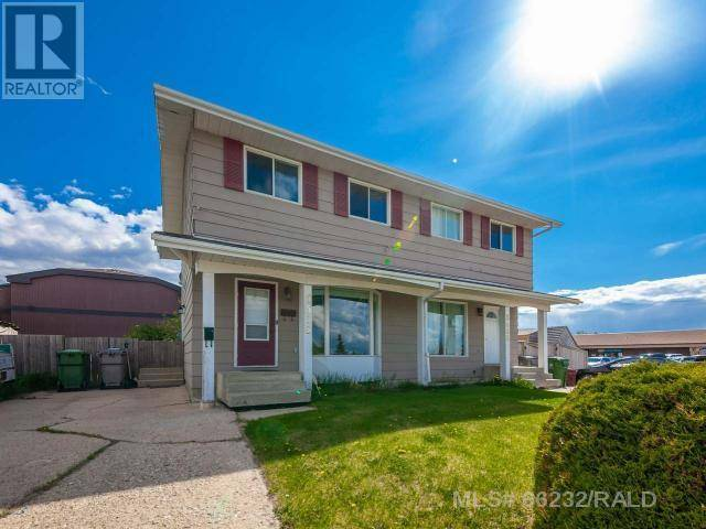 Townhouse for sale at 5533 31st St Lloydminster West Alberta - MLS: 66232