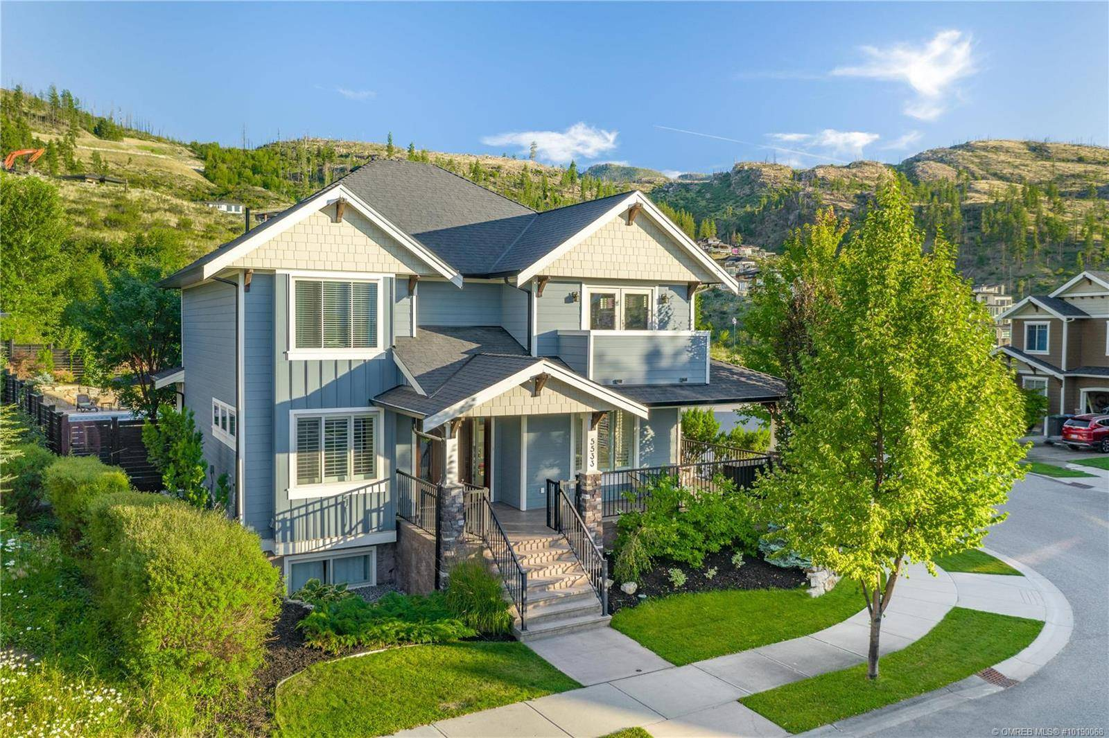 House for sale at 5533 Farron Pl Kelowna British Columbia - MLS: 10190068
