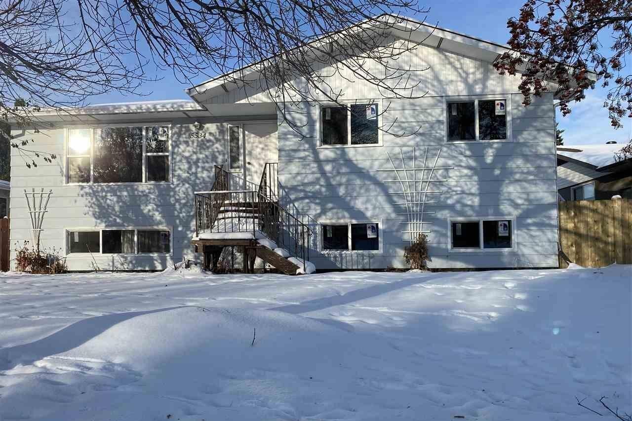 House for sale at 5534 Centennial Dr Wetaskiwin Alberta - MLS: E4218935