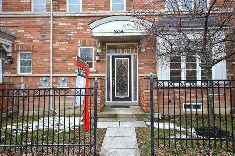 Townhouse for sale at 5534 Tenth Line Mississauga Ontario - MLS: W4651804
