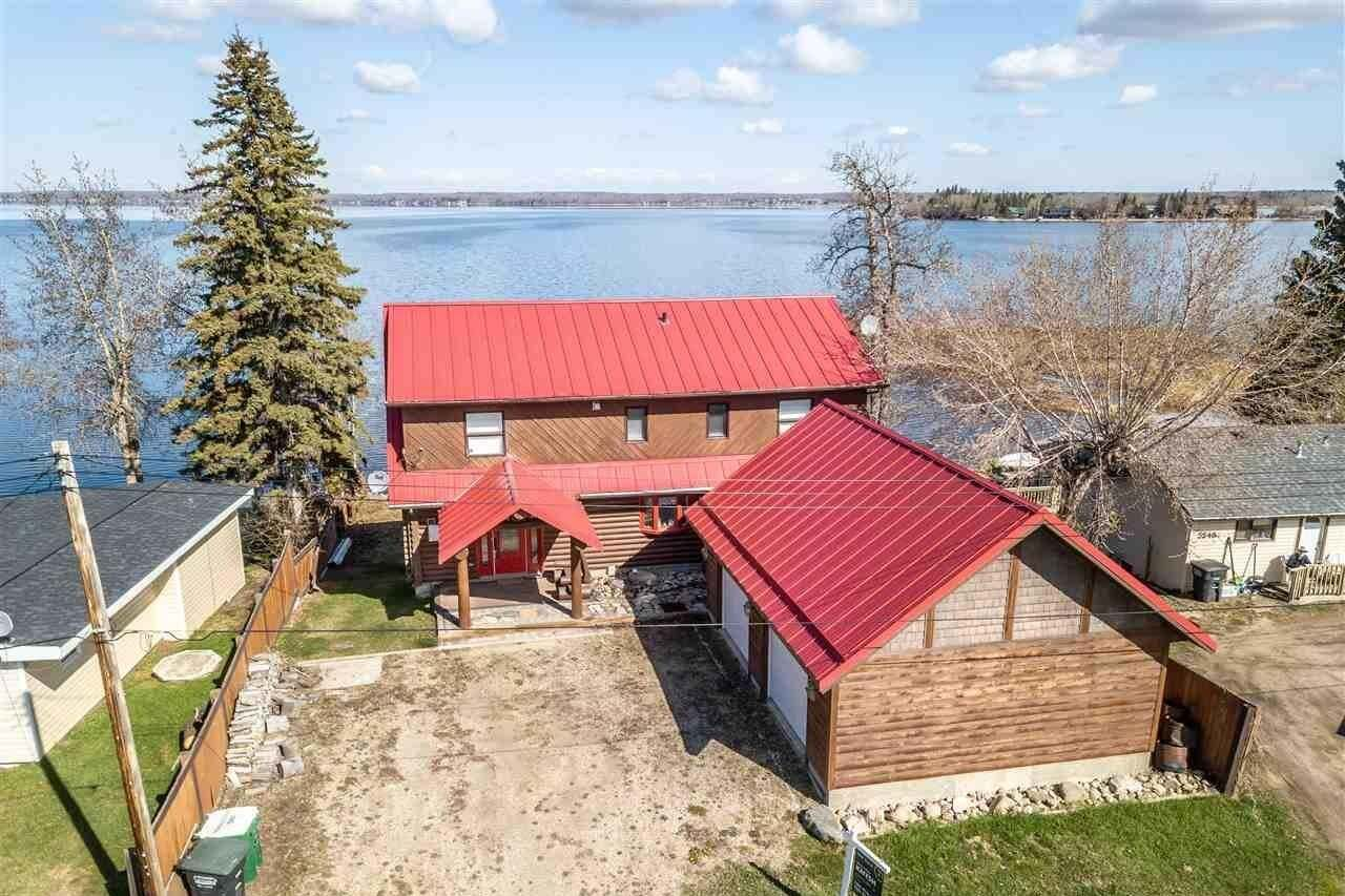 House for sale at 5536 Sunset Dr Rural Lac Ste. Anne County Alberta - MLS: E4196994