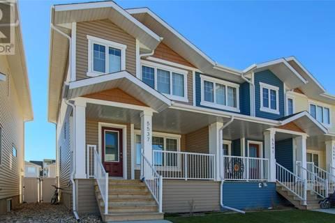 Townhouse for sale at 5537 Cederholm Ave Regina Saskatchewan - MLS: SK767749