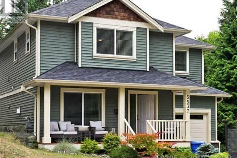 House for sale at 5537 Noye Rd Nanaimo British Columbia - MLS: 458205