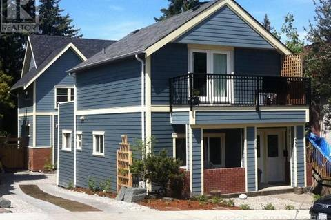 Townhouse for sale at 554 Albert St Nanaimo British Columbia - MLS: 453235