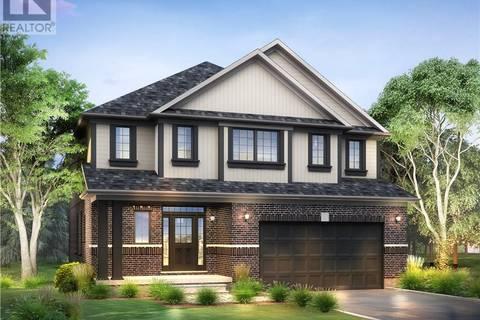 House for sale at 554 Bridgemill Cres Kitchener Ontario - MLS: 30734729
