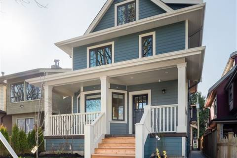 Townhouse for sale at 554 10th Ave E Vancouver British Columbia - MLS: R2447953