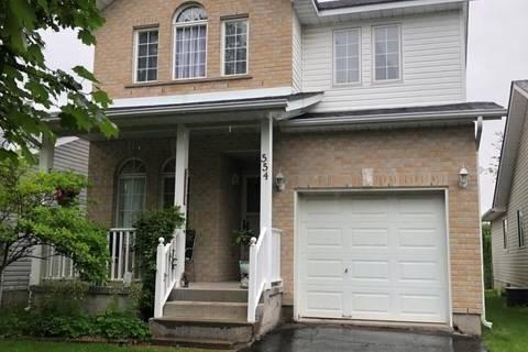 House for sale at 554 Freeman Cres Kingston Ontario - MLS: K19004107
