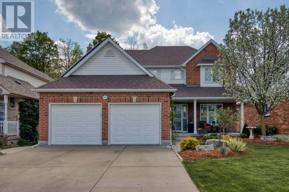House for sale at 554 Sandbanks Cres Waterloo Ontario - MLS: 30811248