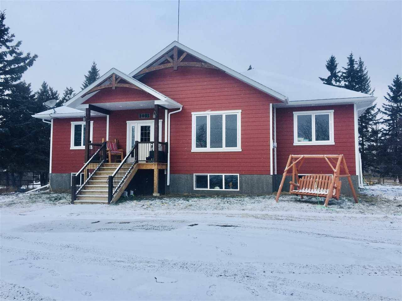 House for sale at 55413 Range Rd Rural Lac Ste. Anne County Alberta - MLS: E4180854
