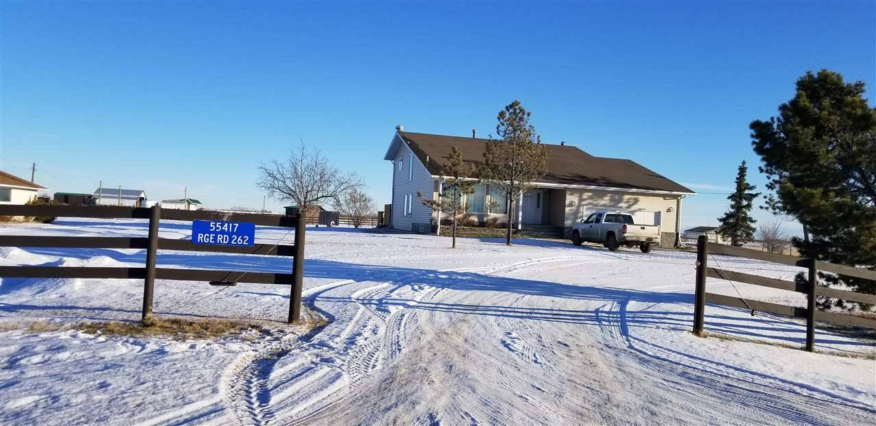 House for sale at 55417 Rge Rd Rural Sturgeon County Alberta - MLS: E4156172