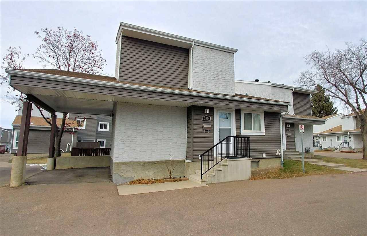 Townhouse for sale at 5544 19a Ave Nw Edmonton Alberta - MLS: E4178474