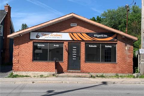 Commercial property for sale at 5545 Manotick Main St Manotick Ontario - MLS: 1158924