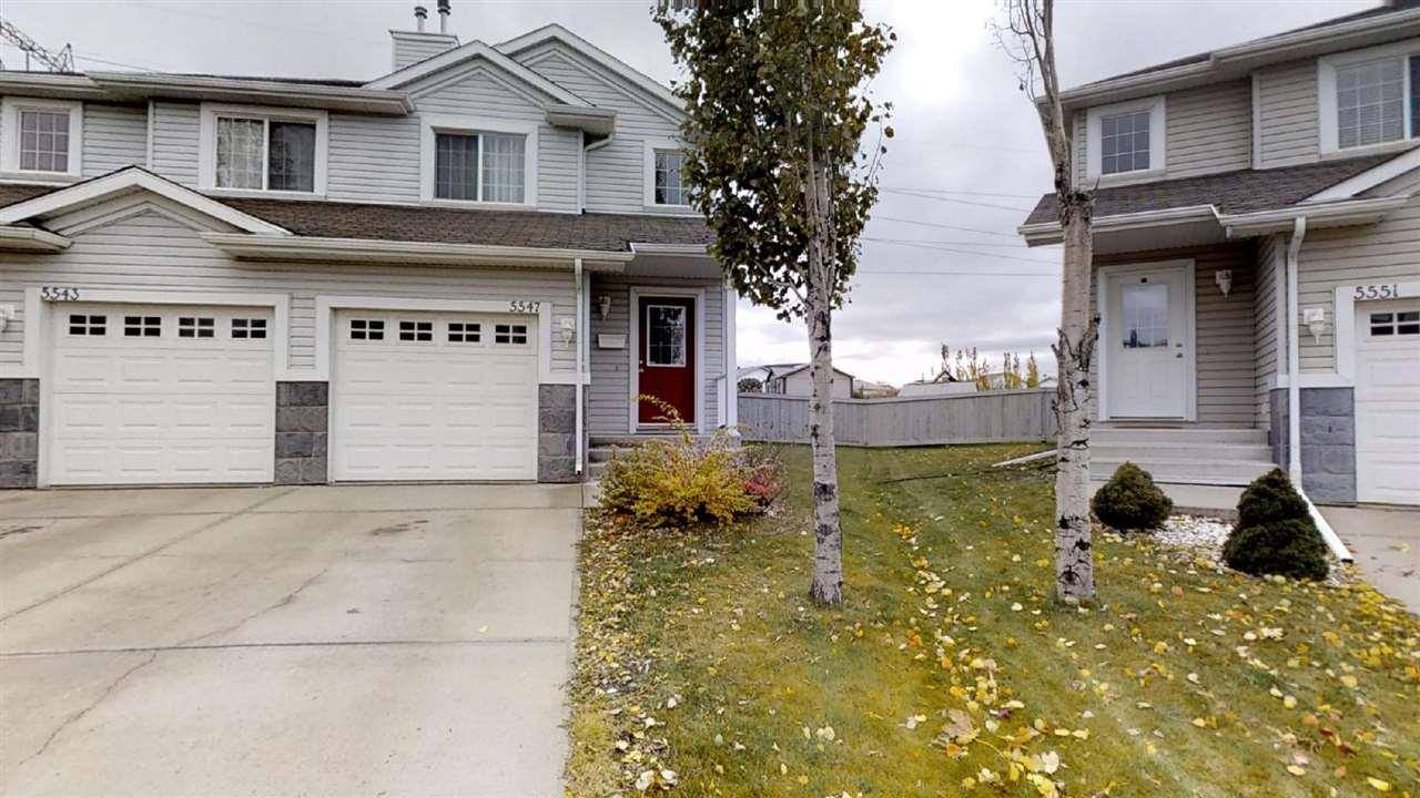 House for sale at 5547 163 Ave Nw Edmonton Alberta - MLS: E4176788