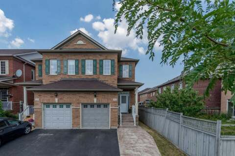 Townhouse for sale at 5547 Bonnie St Mississauga Ontario - MLS: W4825648