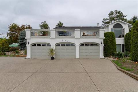House for sale at 555 Crestview Dr Coldstream British Columbia - MLS: 10182194