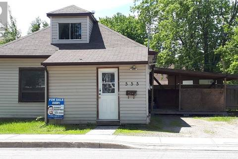 House for sale at 555 Laforest Ave Sudbury Ontario - MLS: 2070169
