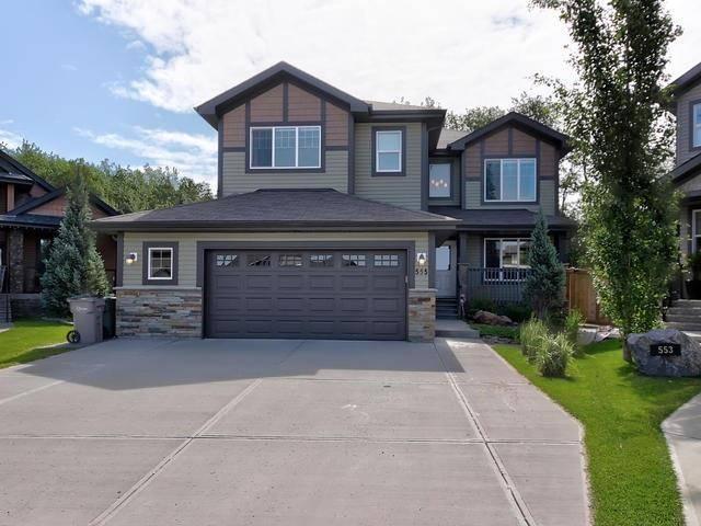 House for sale at 555 Westerra Blvd Stony Plain Alberta - MLS: E4187346