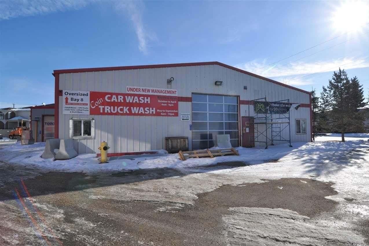 Commercial property for sale at 5550 53 Av NW Edmonton Alberta - MLS: E4189713