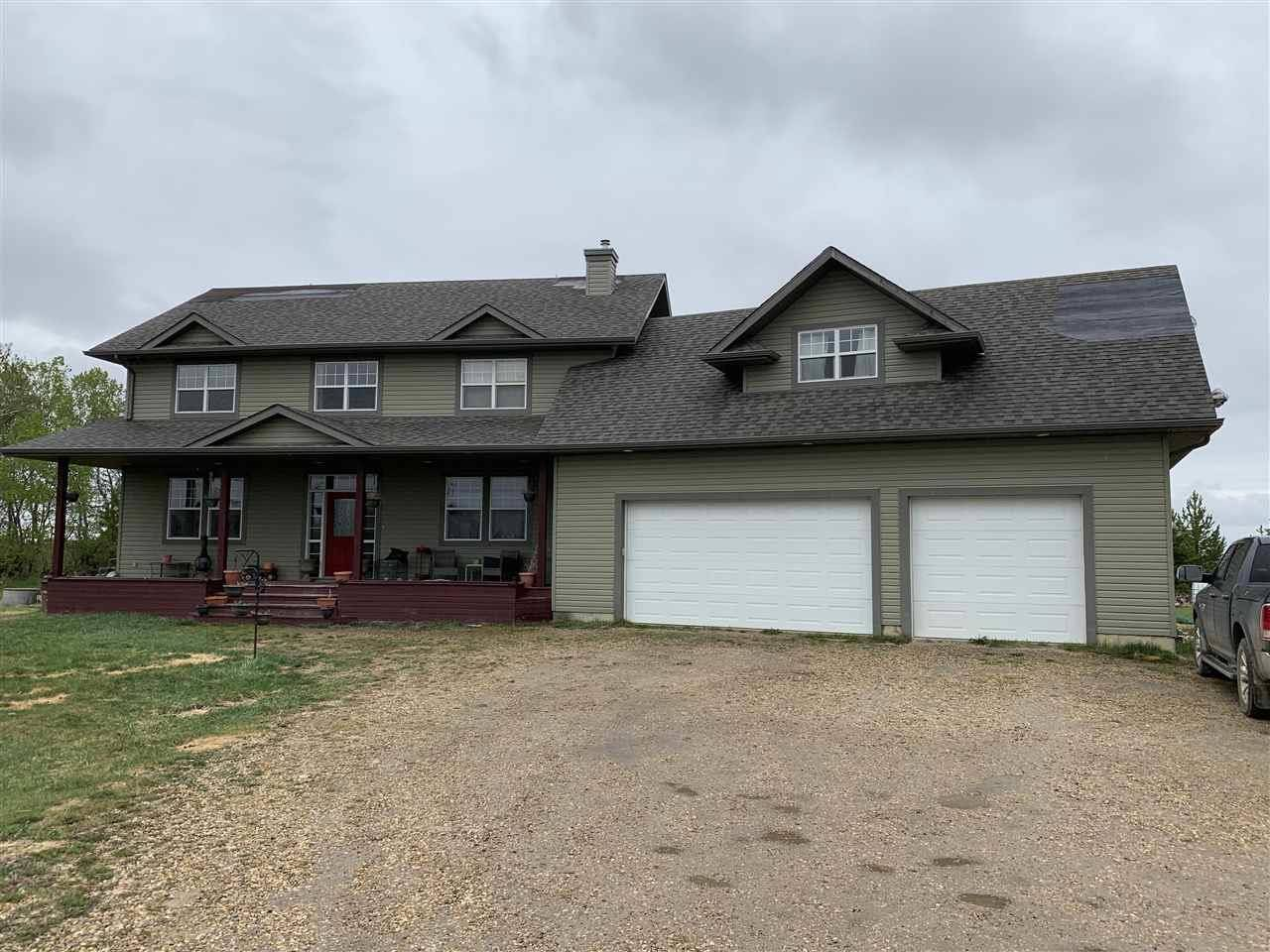 House for sale at 55515 Range Rd Rural Sturgeon County Alberta - MLS: E4166264