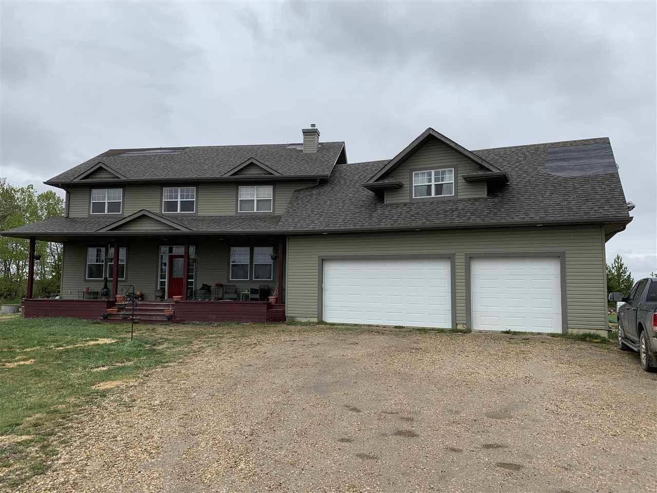 House for sale at 55515 Range Rd Rural Sturgeon County Alberta - MLS: E4178597