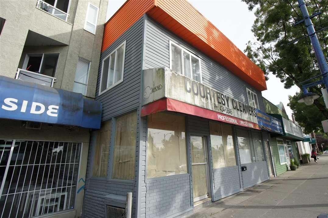 Commercial property for lease at 5556 Joyce St Vancouver British Columbia - MLS: C8030504