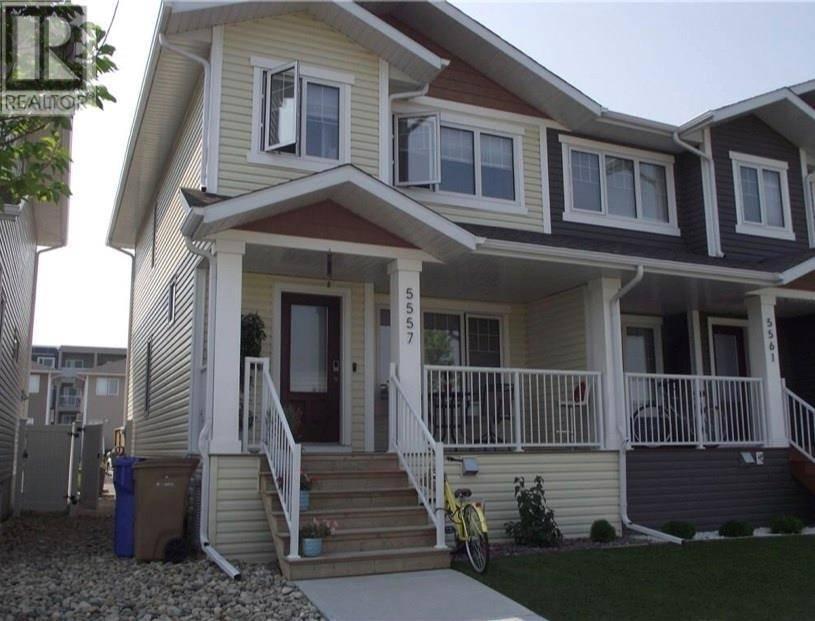Townhouse for sale at 5557 Cederholm Ave Regina Saskatchewan - MLS: SK768767