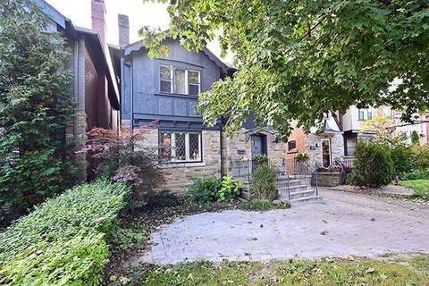 House for rent at 555 Castlefield Ave Toronto Ontario - MLS: C4621382