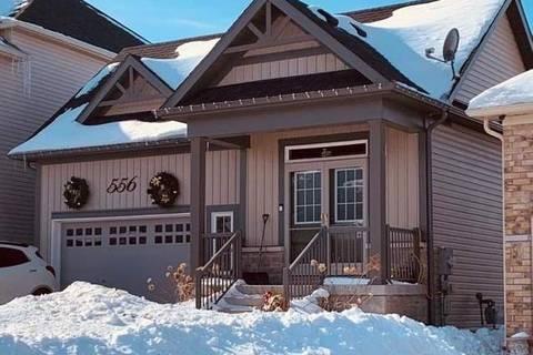House for sale at 556 Brett St Shelburne Ontario - MLS: X4695642