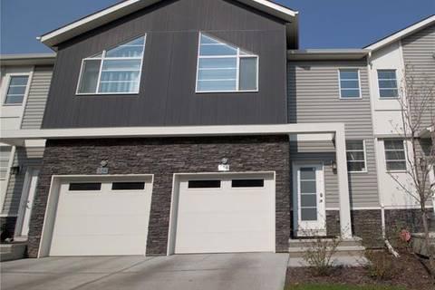 Townhouse for sale at 556 Redstone Vw Northeast Calgary Alberta - MLS: C4271172
