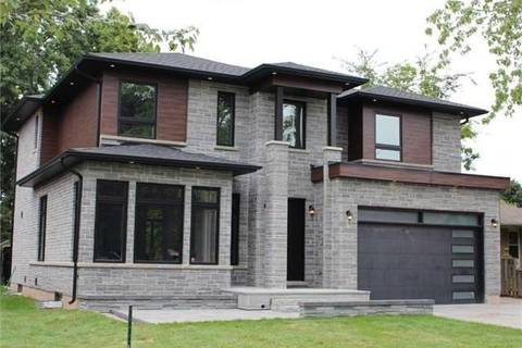 House for rent at 556 Warminster Dr Oakville Ontario - MLS: W4525276
