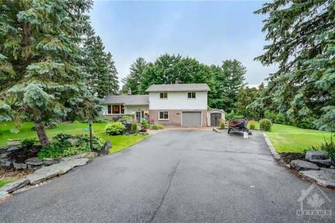House for sale at 5562 South Sunset Dr Manotick Ontario - MLS: 1203223