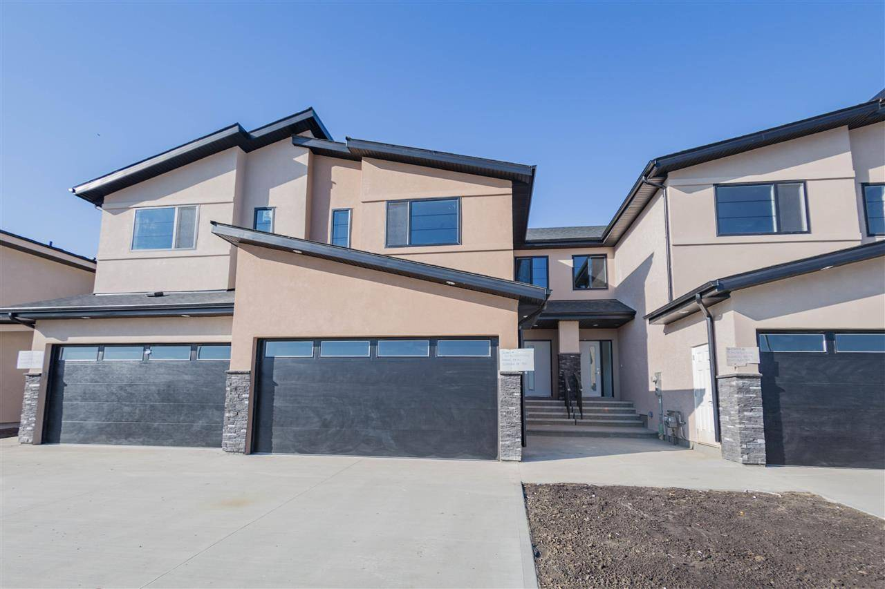 Townhouse for sale at 5569 Schonsee Dr Nw Edmonton Alberta - MLS: E4184629