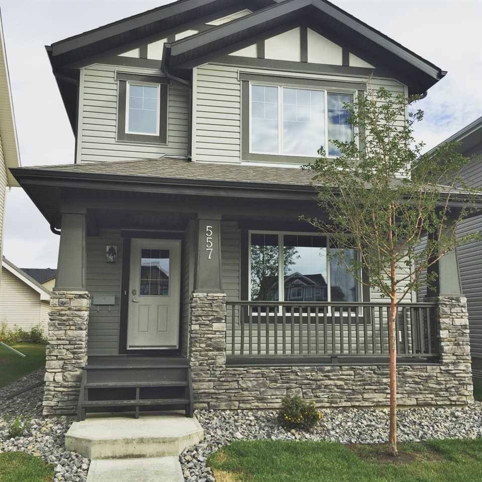 House for sale at 557 Allard Blvd Sw Edmonton Alberta - MLS: E4184445