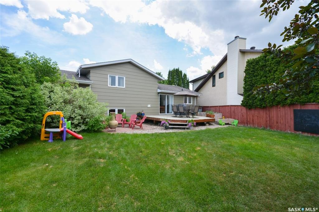 For Sale: 557 Hansen Drive, Regina, SK | 4 Bed, 2 Bath House for $357,900. See 42 photos!