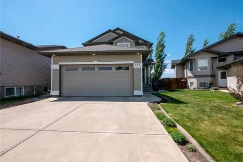 House for sale at 557 Squamish Ln W Lethbridge Alberta - MLS: LD0169058