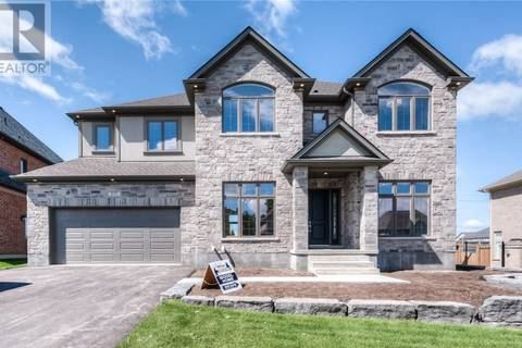 House for sale at 557 Werni Ct Waterloo Ontario - MLS: 30740653
