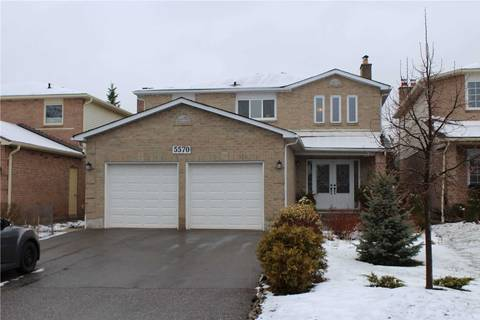 House for sale at 5570 Shorecrest Cres Mississauga Ontario - MLS: W4730840