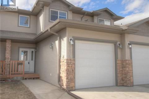 Townhouse for sale at 5574 Prairie Ridge Ave Blackfalds Alberta - MLS: ca0151006
