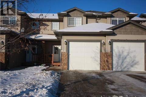 Townhouse for sale at 5574 Prairie Ridge Ave Blackfalds Alberta - MLS: ca0169161