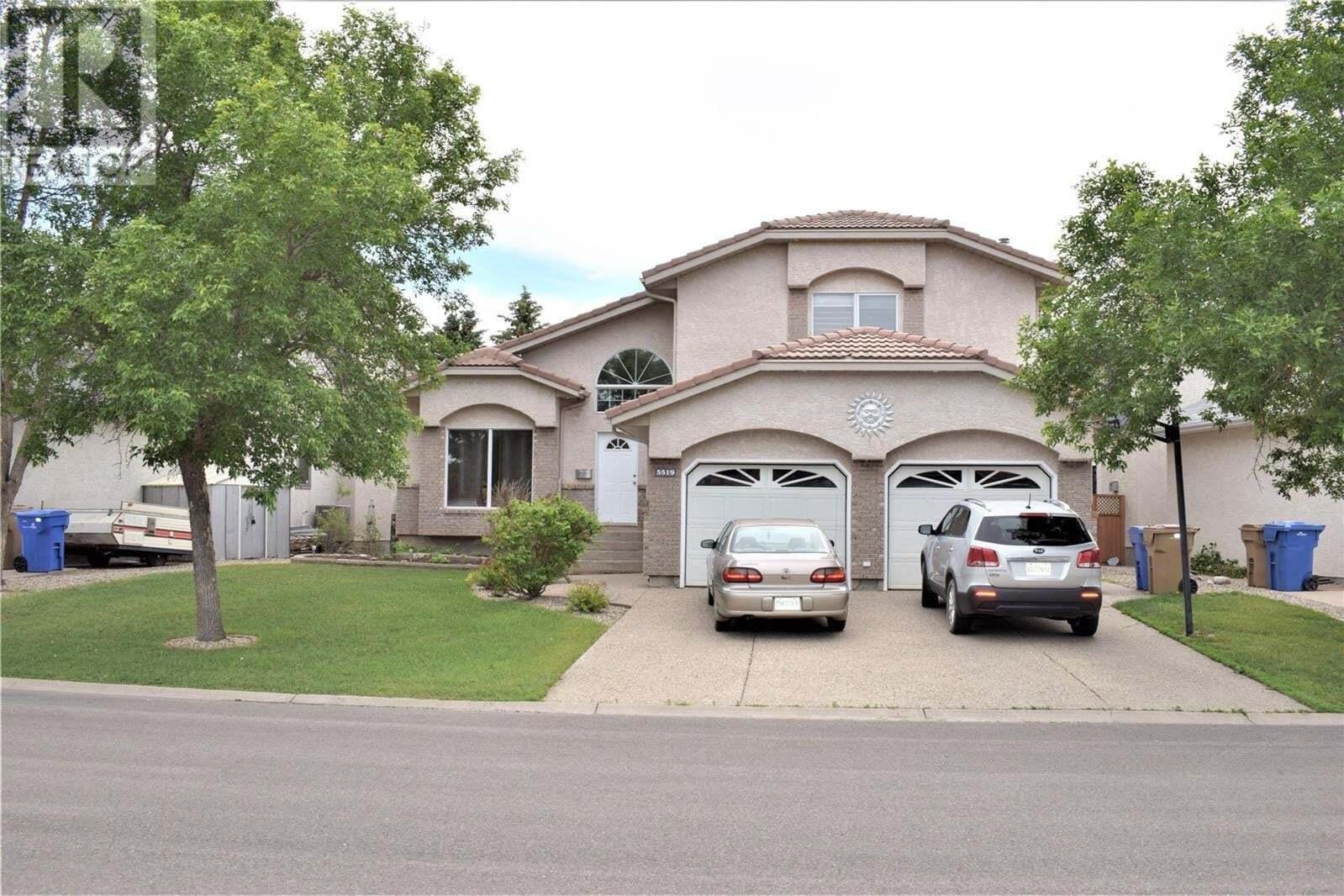 House for sale at 5579 Leibel Cres Regina Saskatchewan - MLS: SK813269