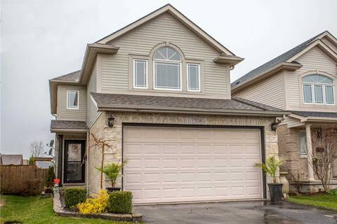 House for sale at 558 Cuthbert Circ London Ontario - MLS: X4422909
