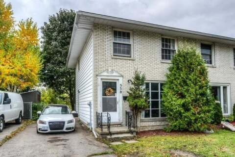 Townhouse for sale at 558 Elgin St Cambridge Ontario - MLS: X4954855